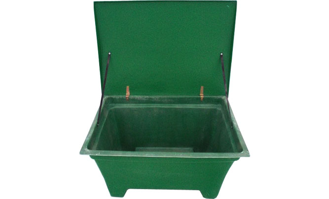Storage boxes for sand or light gravel main image